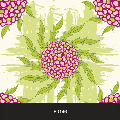 Papel de Parede Adesivo Lavável Floral Gira Gira F0146  - Final Decor