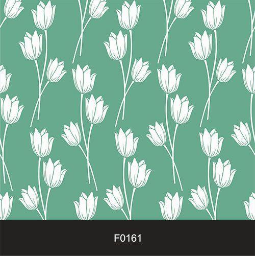 Papel de Parede Adesivo Lavável f0161 Floral Queda  - Final Decor