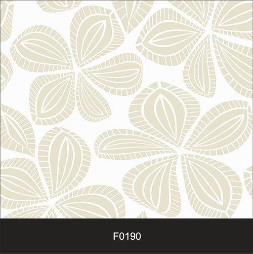 Papel de Parede Adesivo Lavável Floral Clássico Clean F0190  - Final Decor