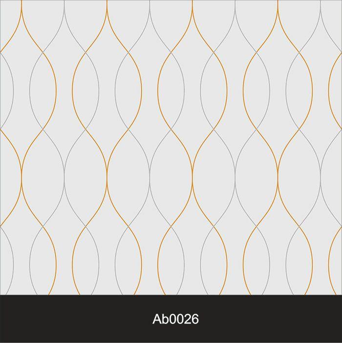 Papel de Parede Auto Adesivo Lavável Abstrato ab0026 Clássico Claro  - Final Decor