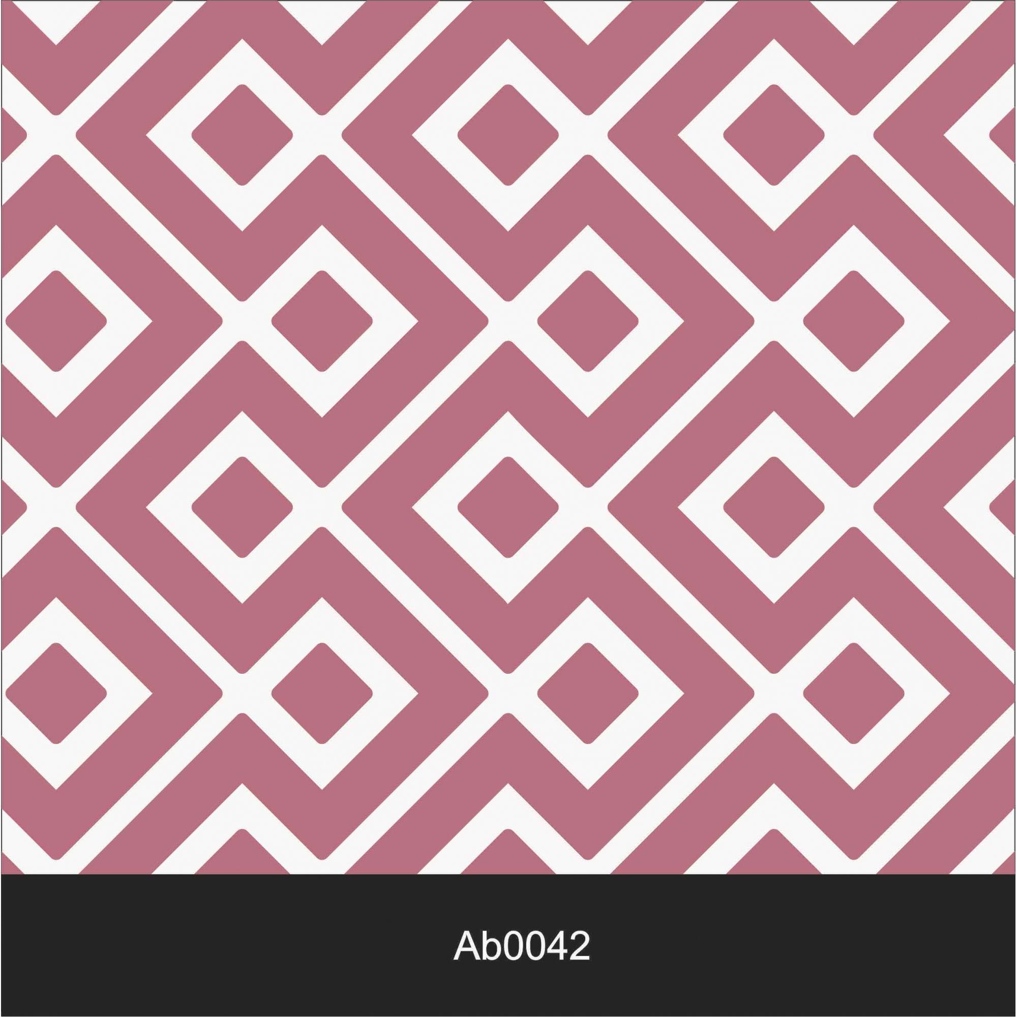 Papel de Parede Auto Adesivo Lavável Abstrato Geométrico Colorido AB0042  - Final Decor