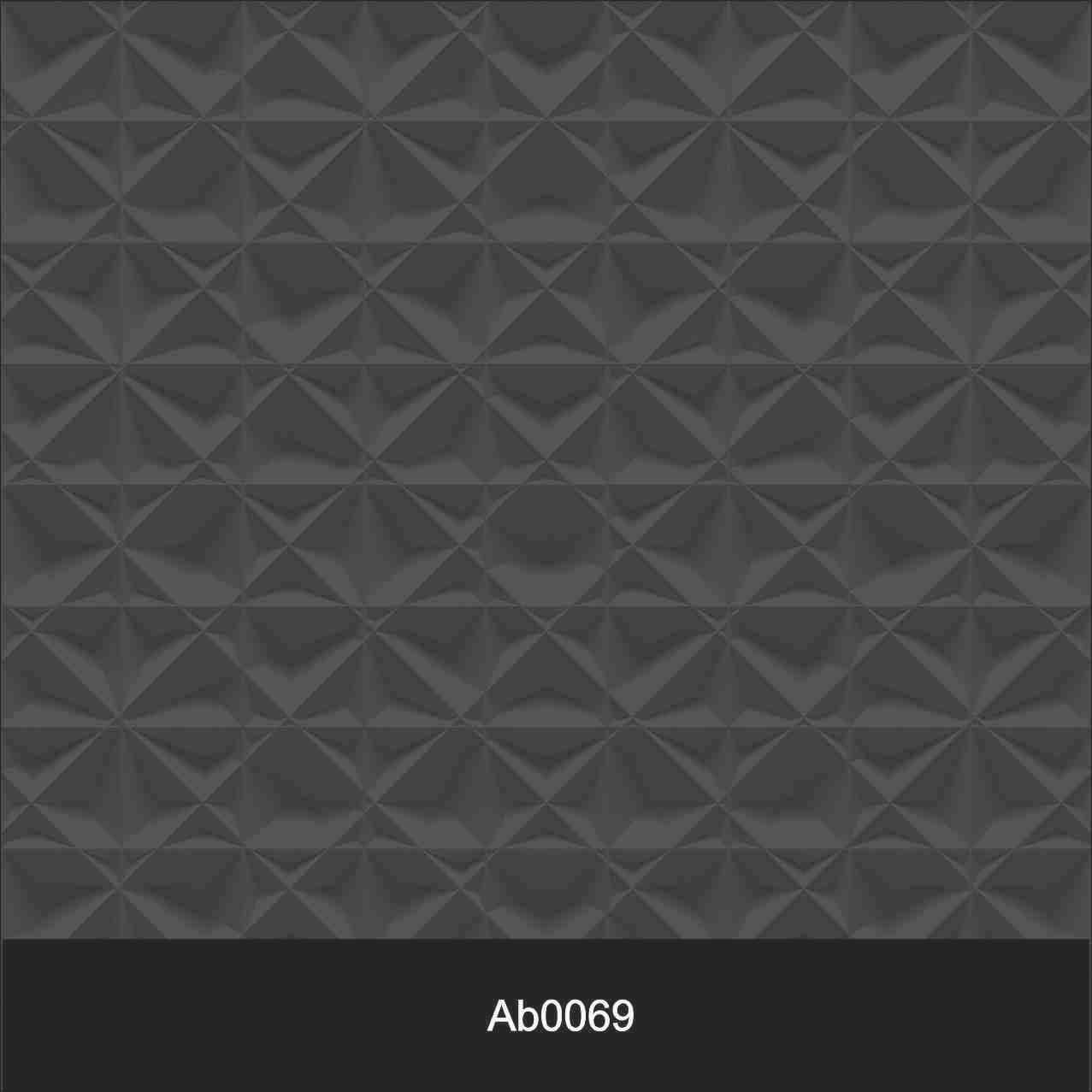 Papel de Parede Auto Adesivo Lavável Abstrato ab0069 Revestimento 3d Escuro  - Final Decor