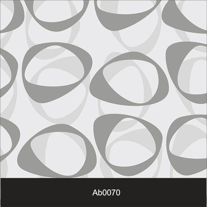 Papel de Parede Auto Adesivo Lavável Abstrato ab0070 Moderno Neutro  - Final Decor