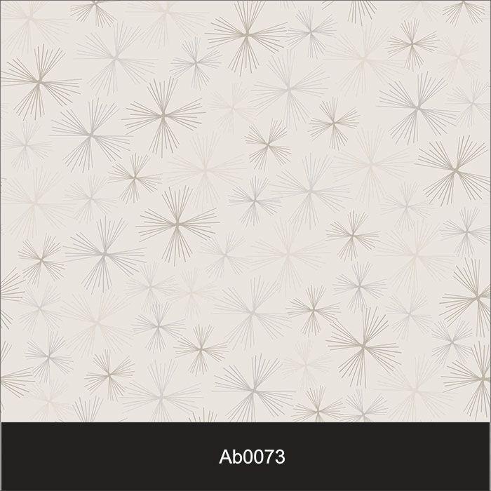 Papel de Parede Auto Adesivo Lavável Abstrato ab0073 Estrelas  - Final Decor