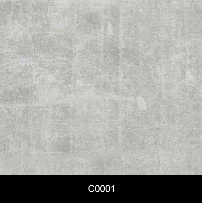 Papel de Parede Auto Adesivo Lavável Cimento Queimado C0001 Cinza Claro  - Final Decor