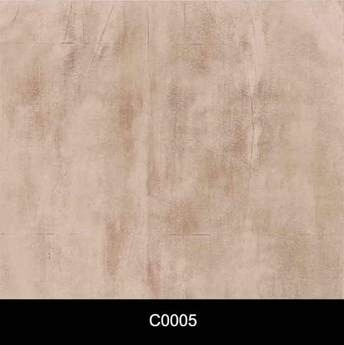 Papel de Parede Auto Adesivo Lavável Cimento Queimado C0005 Marrom Claro  - Final Decor