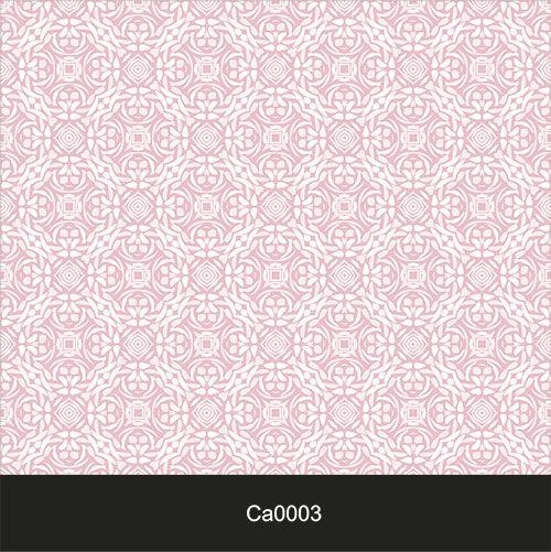 Papel de Parede Lavável Clássico Arabesco ca0003 Rosa Claro  - Final Decor
