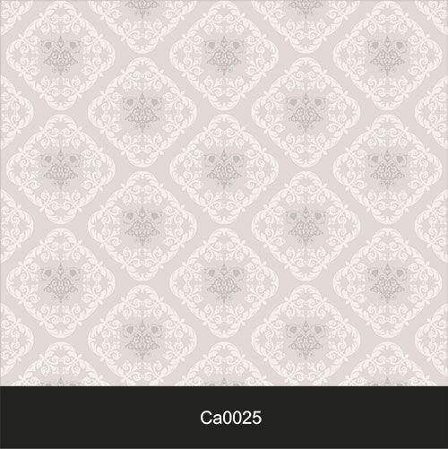 Papel de Parede Lavável Clássico Arabesco Clarinho CA0025  - Final Decor