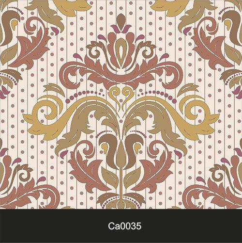 Papel de Parede Lavável Clássico Arabesco Vintage CA0035  - Final Decor