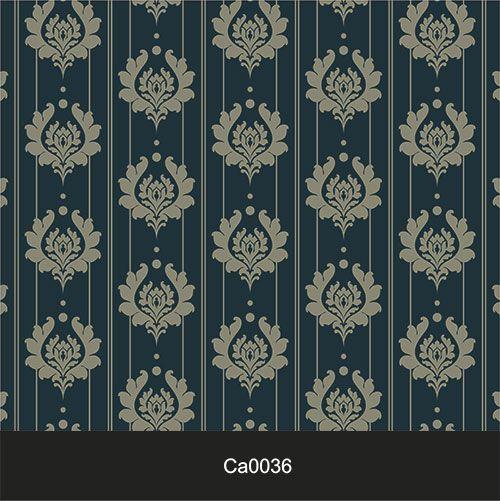 Papel de Parede Lavável Clássico Arabesco Imperial CA0036  - Final Decor