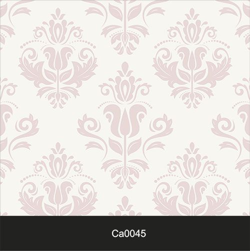 Papel de Parede Lavável Clássico Arabesco ca0045 Rosado  - Final Decor