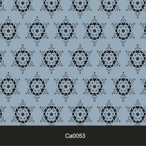 Papel de Parede Lavável Clássico Arabesco ca0053 Estrela  - Final Decor
