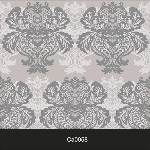 Papel de Parede Lavável Clássico Arabesco Sobreposto CA0058  - Final Decor