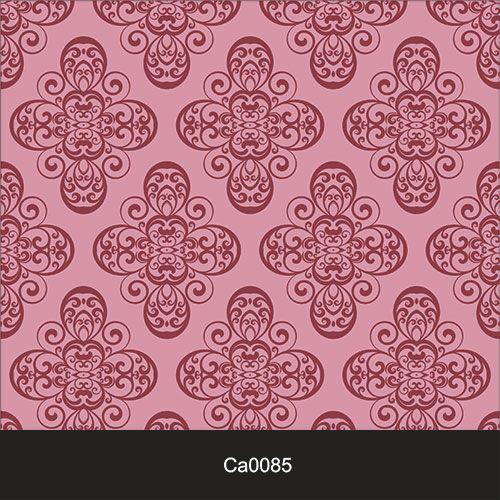 Papel de Parede Lavável Clássico Arabesco ca0085 Rosado  - Final Decor