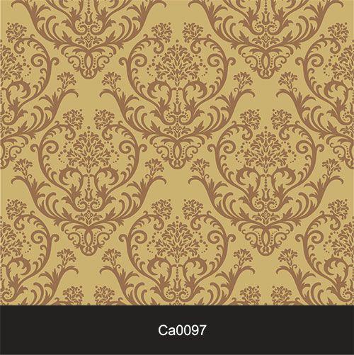 Papel de Parede Lavável Clássico Arabesco ca0097 Luxo  - Final Decor