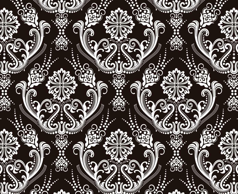 Papel de Parede Lavável Clássico Arabesco Luxo Escuro CA0104   - Final Decor