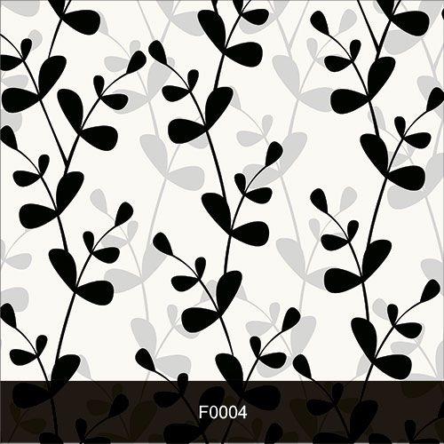Papel de Parede Adesivo Lavável f0004 Floral Delicado  - Final Decor
