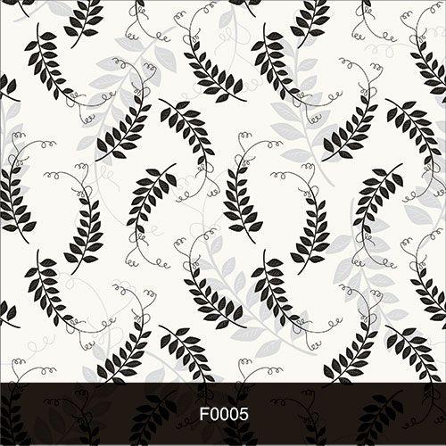 Papel de Parede Adesivo Lavável Floral Samambaia F0005  - Final Decor