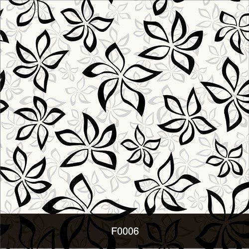 Papel de Parede Adesivo Lavável Floral Sorte F0006  - Final Decor