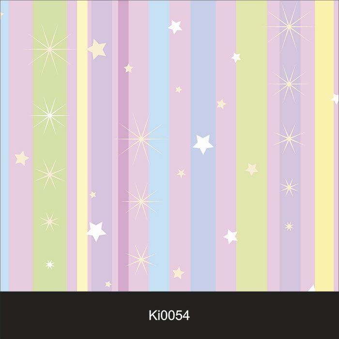 Papel de Parede Infantil Auto Adesivo Lavável 0054 estrelas  - Final Decor
