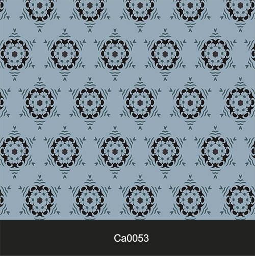 Papel de Parede Lavável Clássico Arabesco Estrela CA0053  - Final Decor