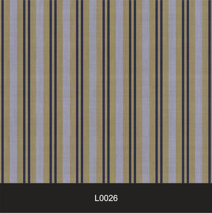 Papel de Parede Auto Adesivo Lavável  Listrado Retro L0026  - Final Decor