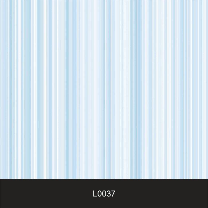 Papel de Parede Auto Adesivo Lavável  Listrado Azul Claro L0037   - Final Decor