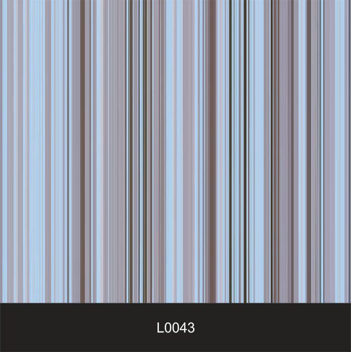 Papel de Parede Auto Adesivo Lavável  Listrado Violeta L0043   - Final Decor