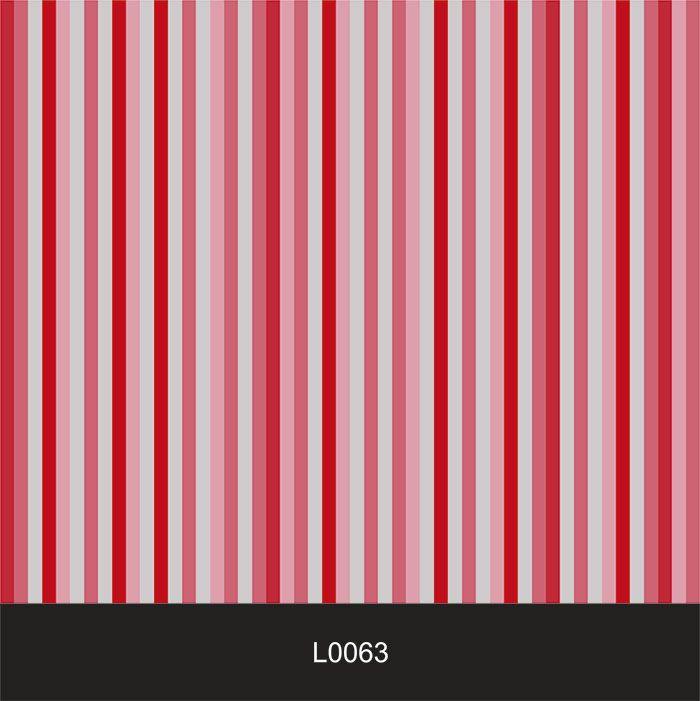 Papel de Parede Auto Adesivo Lavável  Listrado 0063 Rosa  - Final Decor