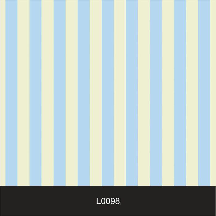 Papel de Parede Auto Adesivo Lavável  Listrado 0098 Azul Mar  - Final Decor