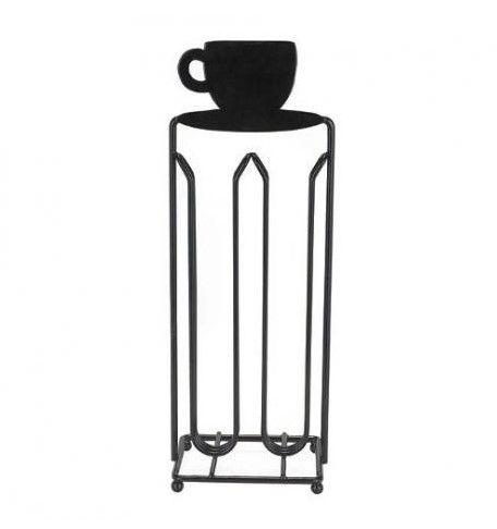 Porta Cápsulas Nespresso Para 28 Cápsulas Cafés - Em Aço - Art house  - Final Decor