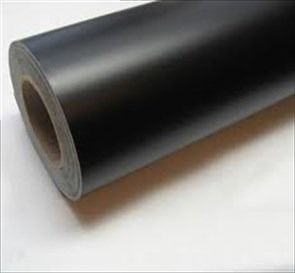 Vinil Adesivo Envelopamento Preto Fosco 0,50 cm largura x 1,0 metro de comprimento.  - Final Decor