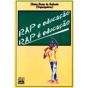Rap e Educação Rap é Educação  - LiteraRUA