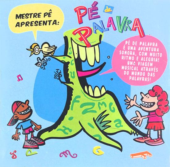 Pé De Palavra  - LiteraRUA