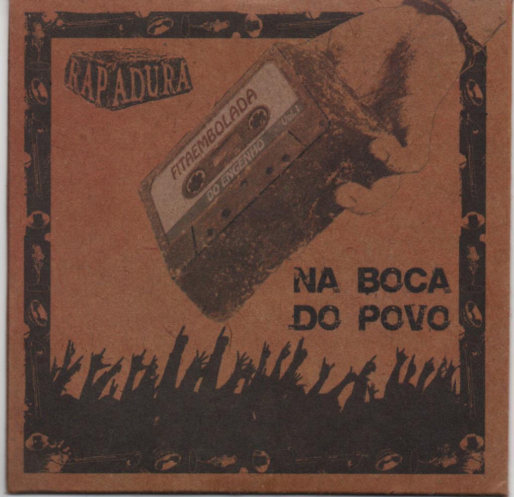Rapadura - Na Boca Do Povo  - LiteraRUA