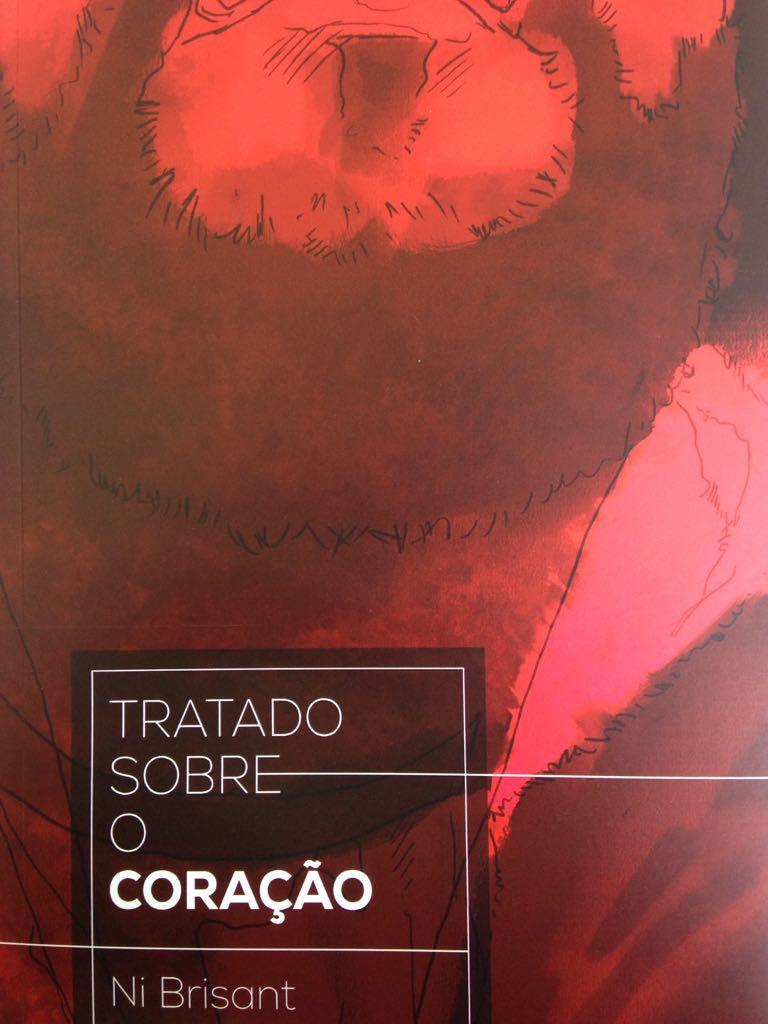 Kit com 2 livros do autor  Ni Brisant: Tratado Sobre o Coração ; A Revolução dos Feios.  - LiteraRUA