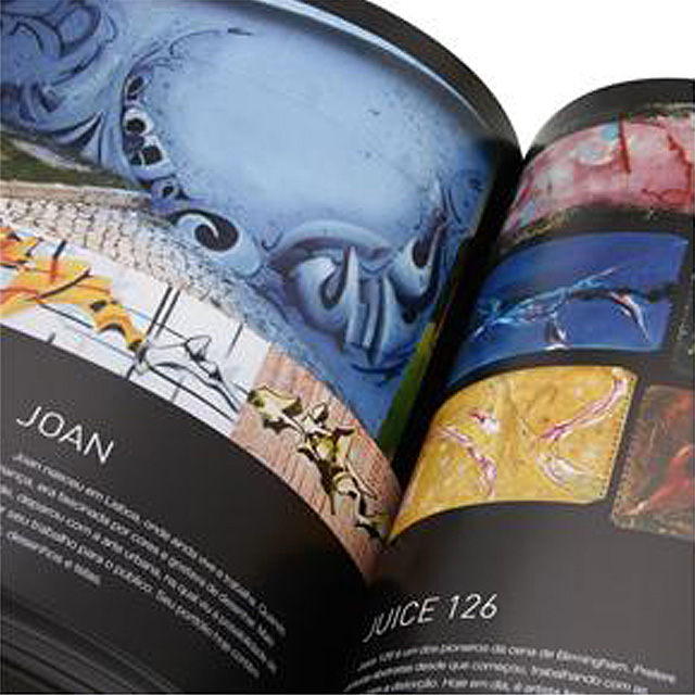 O Mundo do Graffiti. Arte Urbana dos Cinco Continentes  - LiteraRUA
