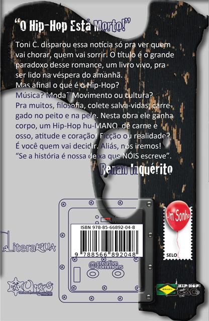 ´O Hip-Hop Está Morto!´ 2ª Ed.  - LiteraRUA