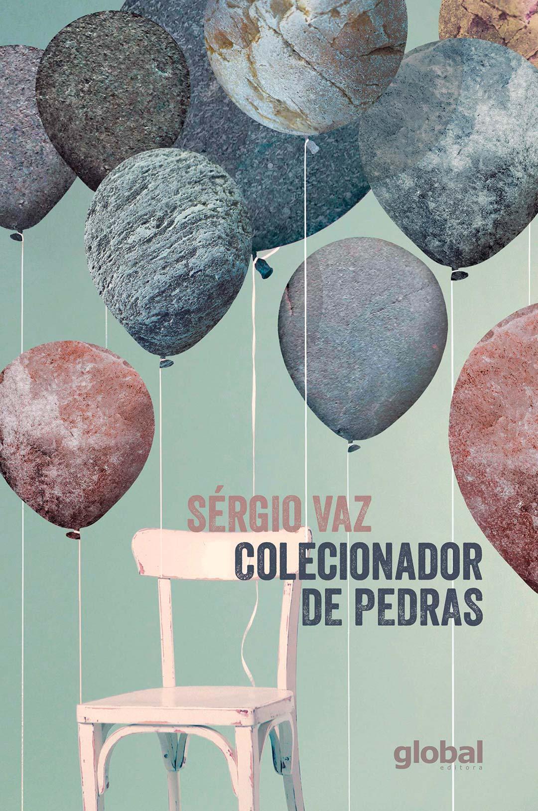 Colecionador de Pedras - Sérgio Vaz