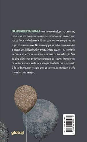 Colecionador de Pedras - Sérgio Vaz  - LiteraRUA