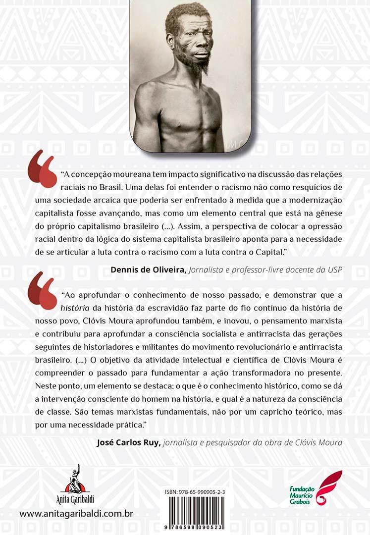Dialética Radical do Brasil Negro - Clóvis Moura  - LiteraRUA