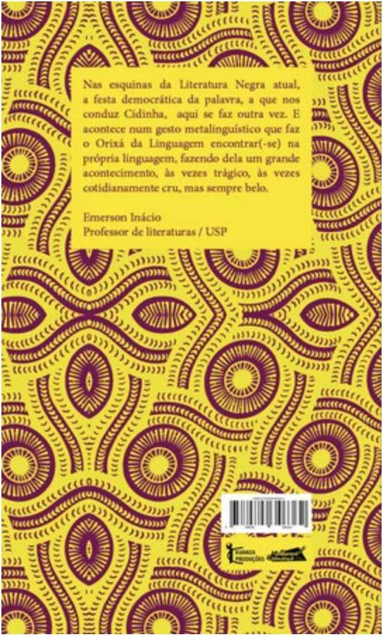 Exuzilhar: Melhores Crônicas de Cidinha da Silva Vol. 1  - LiteraRUA