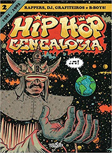 Hip Hop Genealogia Vol. 2  - LiteraRUA