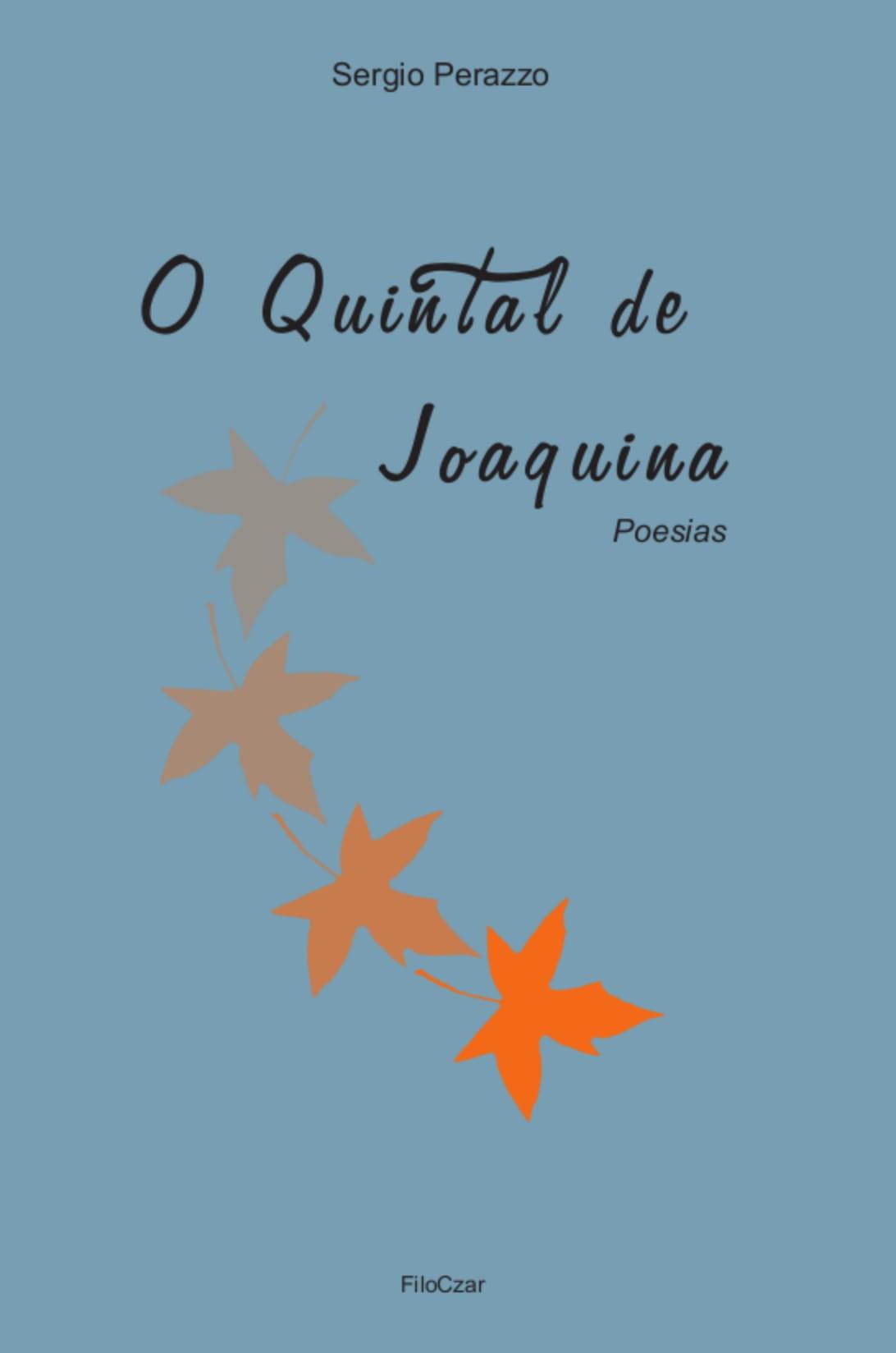 O quintal de Joaquina  - LiteraRUA