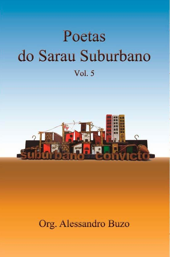 Poetas Do Sarau Suburbano Vol.5