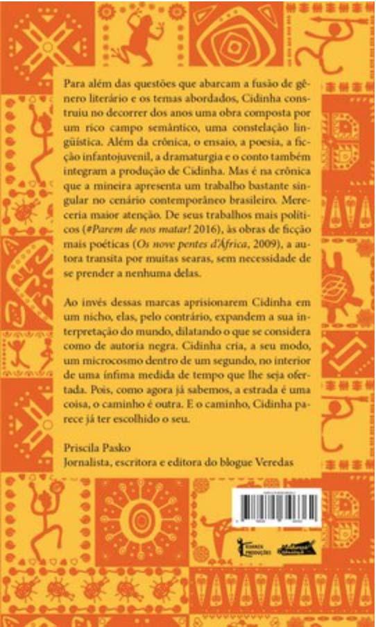 Pra Começar: Melhores Crônicas de Cidinha Silva Vol. 2  - LiteraRUA