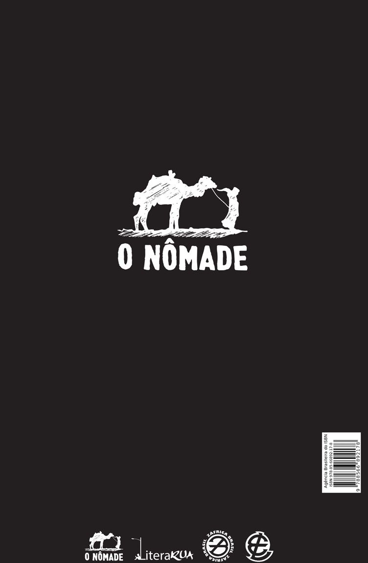 O Nômade - Gaspar Z´África  - LiteraRUA