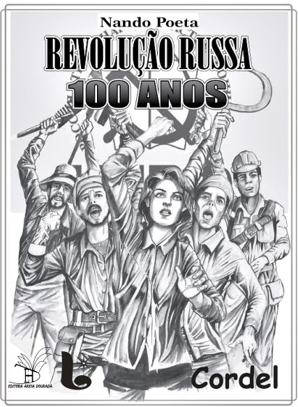 Revolução Russa 100 anos  - LiteraRUA