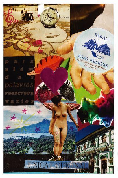 Sarau Asas Abertas - Mulheres Poetas