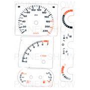 X Kit Neon p/ Painel - Cod75v220 - Apollo